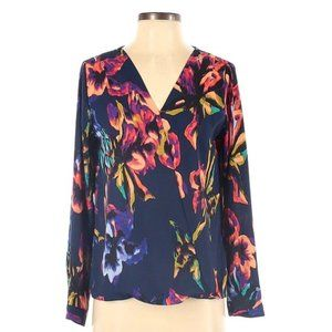 Three Eighty Two from Revolve floral Surplice top